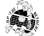 Logo volleybalvereniging O.T.I.B. - Nijland